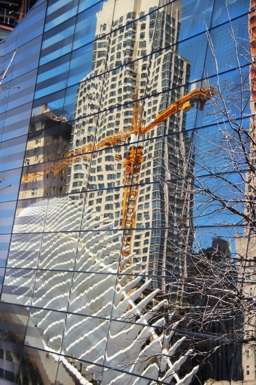 Ground Zero reflection
