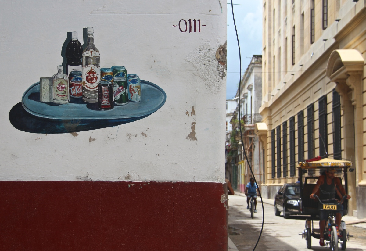 Cuba – Written On The Streets